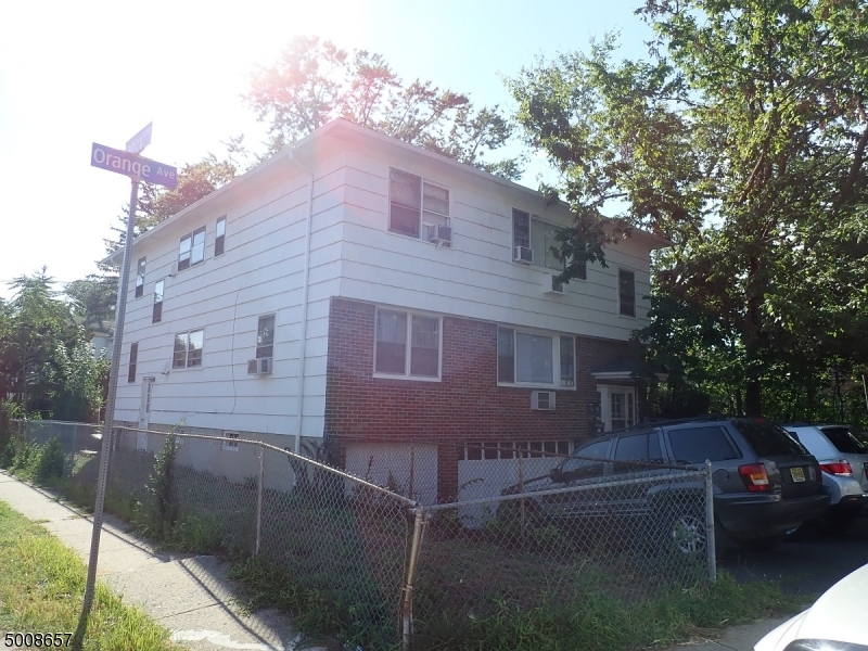 Photo of home for sale at 311 ORANGE AVE, Irvington Twp. NJ