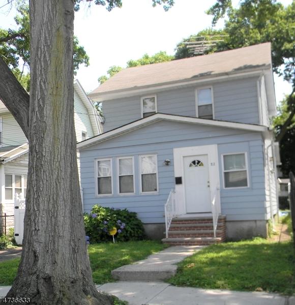 Property for sale at 82 Carolina Ave, Newark City,  NJ 07106