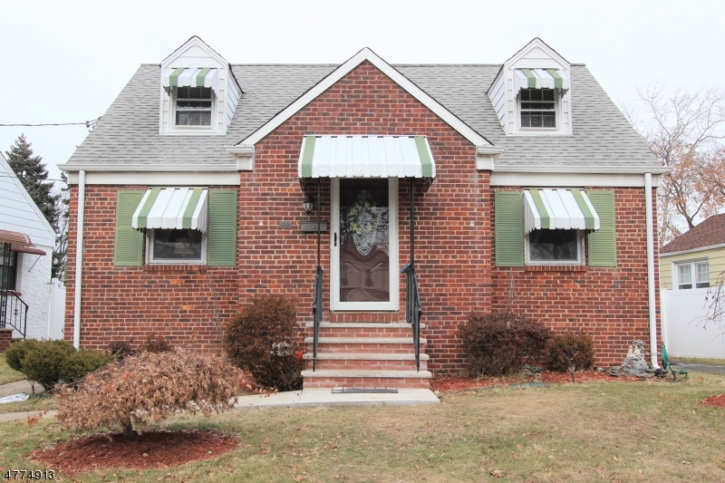 Photo of home for sale at 56 Smallwood Ave, Belleville Twp. NJ