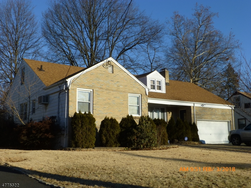Photo of home for sale at 209 Wilder St, Hillside Twp. NJ