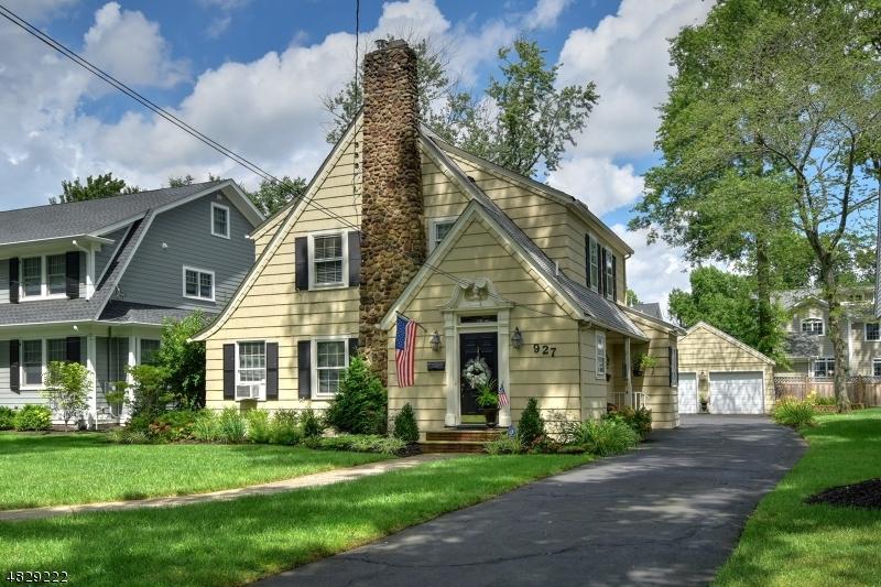 927 BOULEVARD Westfield Town, NJ 07090 - MLS #: 3495039
