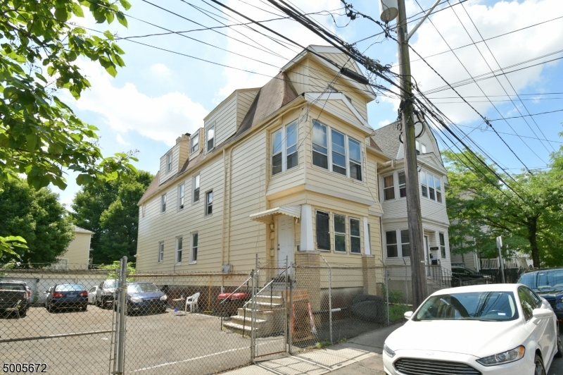 Photo of home for sale at 29 5TH ST, Newark City NJ