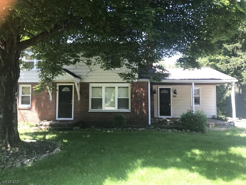 Photo of home for sale at 361 FAIRMOUNT RD, Washington Twp. NJ