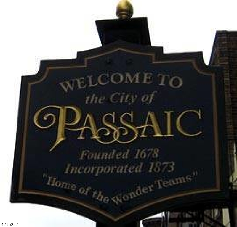 Photo of home for sale at 0 N/A, Passaic City NJ