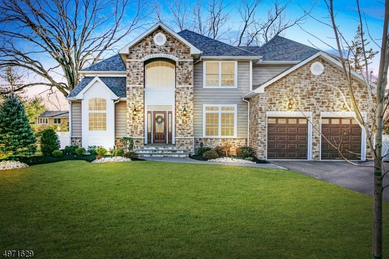 Stunning Center Hall Colonial
