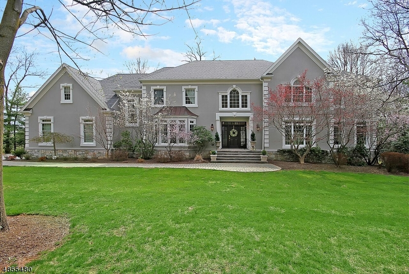 Photo of home for sale at 4 COTSWOLD LN, Warren Twp. NJ