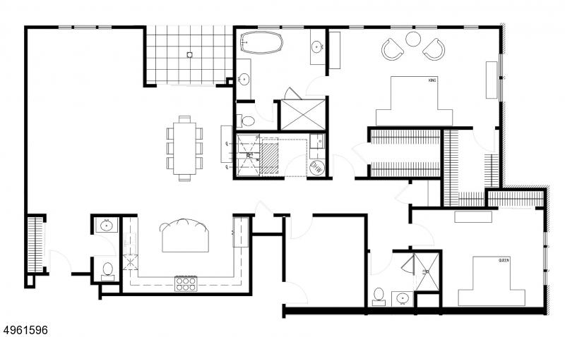Photo of home for sale at 80 CLAREMONT RD UNIT 108, Bernardsville Boro NJ