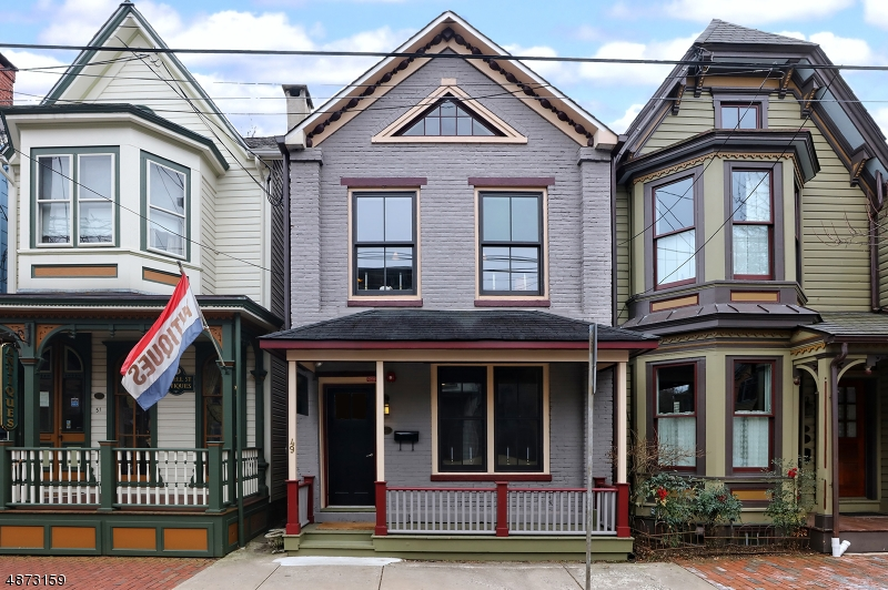 Photo of home for sale at 49 CORYELL ST, Lambertville City NJ