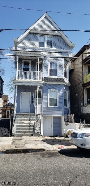 Photo of home for sale at 745 E 22ND ST, Paterson City NJ