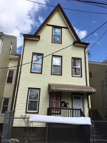 109 Warren St Paterson City, NJ 07524 - MLS #: 3463944
