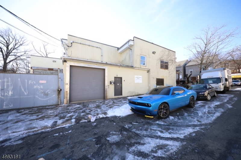 Photo of home for sale at 11 AMITY ST, Paterson City NJ