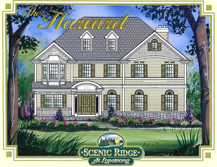Photo of home for sale at 0 Mountain View - Harvard, Lopatcong Twp. NJ