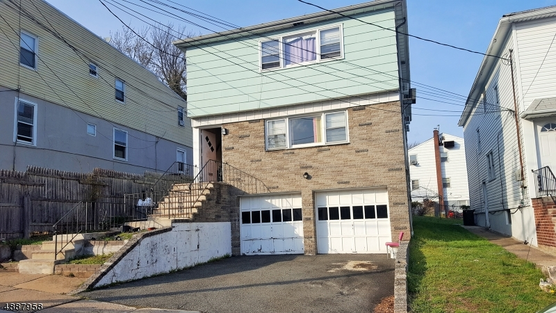 Photo of home for sale at 64 STEWART AVE, Irvington Twp. NJ
