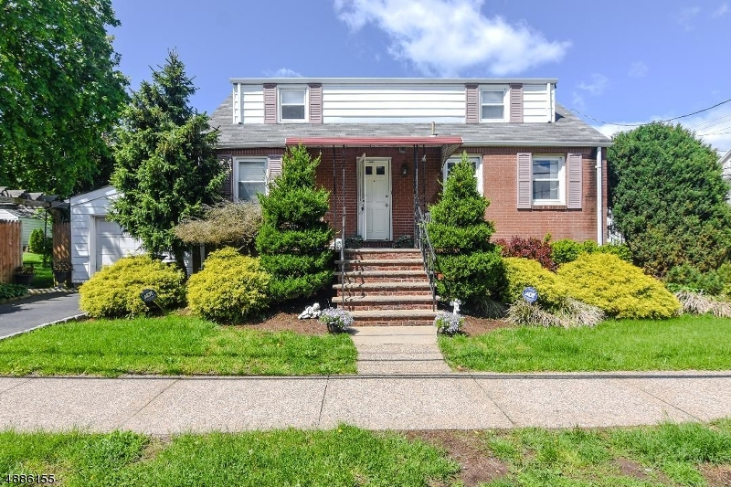 Photo of home for sale at 28 HIGH PARK PL, Clifton City NJ