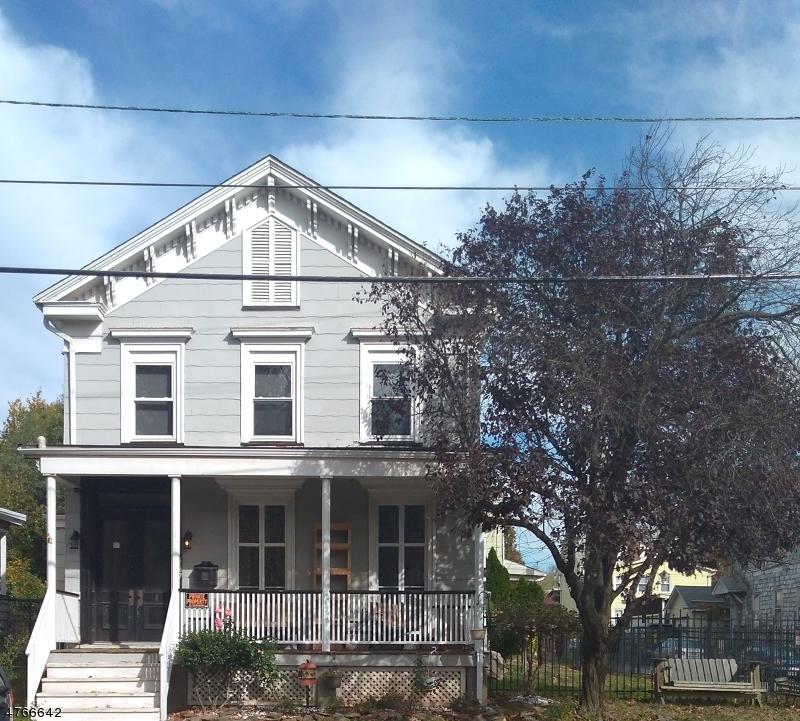 327 HAMILTON ST Rahway City, NJ 07065 - MLS #: 3480547