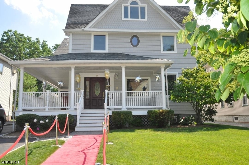 Photo of home for sale at 15 BEECH ST, Nutley Twp. NJ