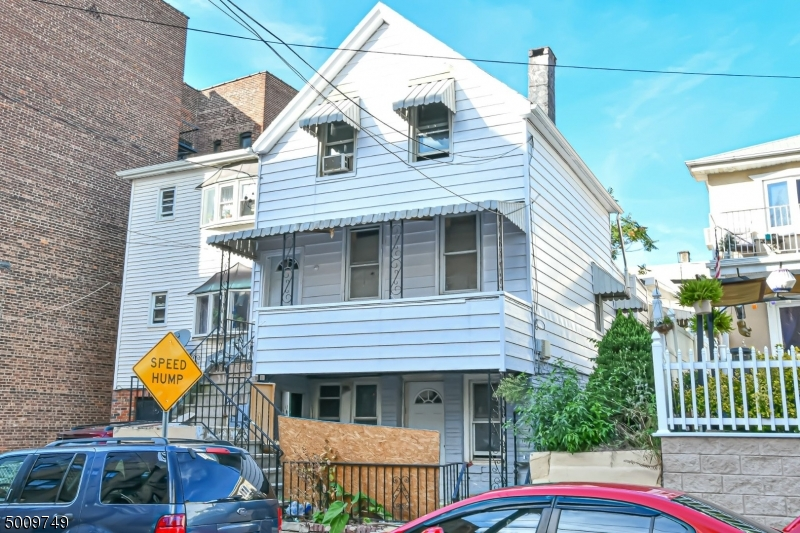 Photo of home for sale at 20 ROCK ST, Jersey City NJ