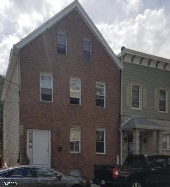 Photo of home for sale at 35 LENTZ AVE, Newark City NJ