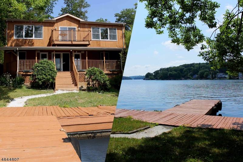 Photo of home for sale at 311 Squaw Trail, Hopatcong Boro NJ