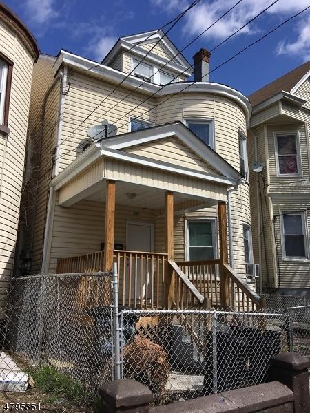 203 Harrison St Paterson City, NJ 07501 - MLS #: 3463950
