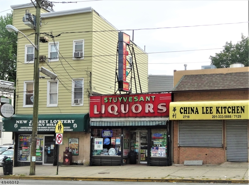 Photo of home for sale at 2718 J F Kennedy Blvd, Jersey City NJ