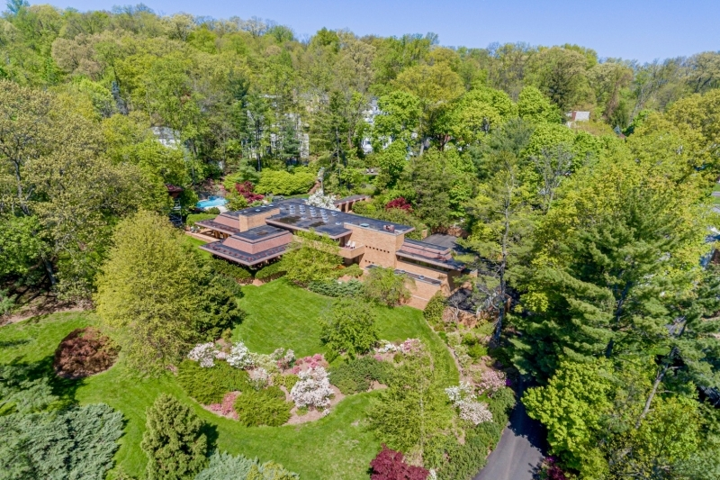 Stunning 1.8 Acre property