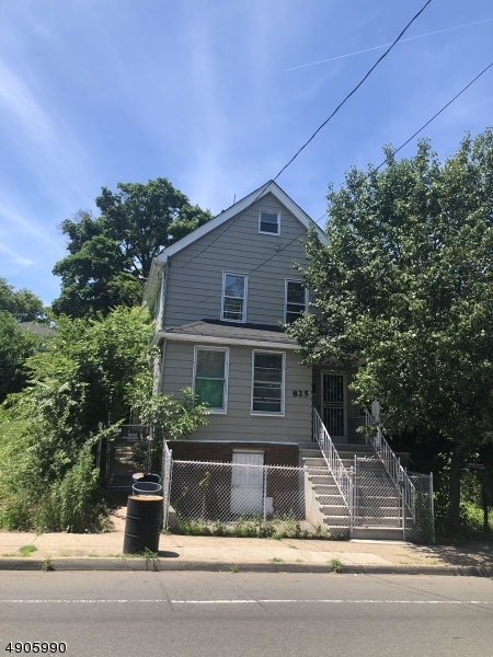 Photo of home for sale at 825 BERGEN ST, Newark City NJ