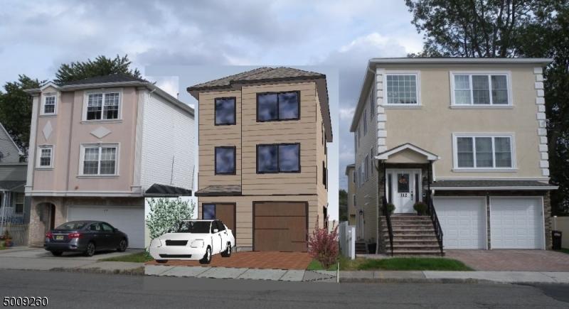 Photo of home for sale at 114 CORTLANDT ST, Belleville Twp. NJ