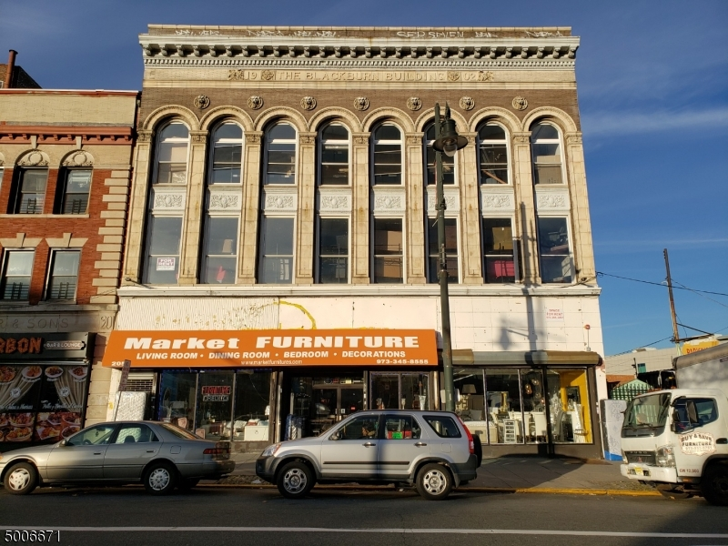 Photo of home for sale at 203 MARKET ST, Paterson City NJ