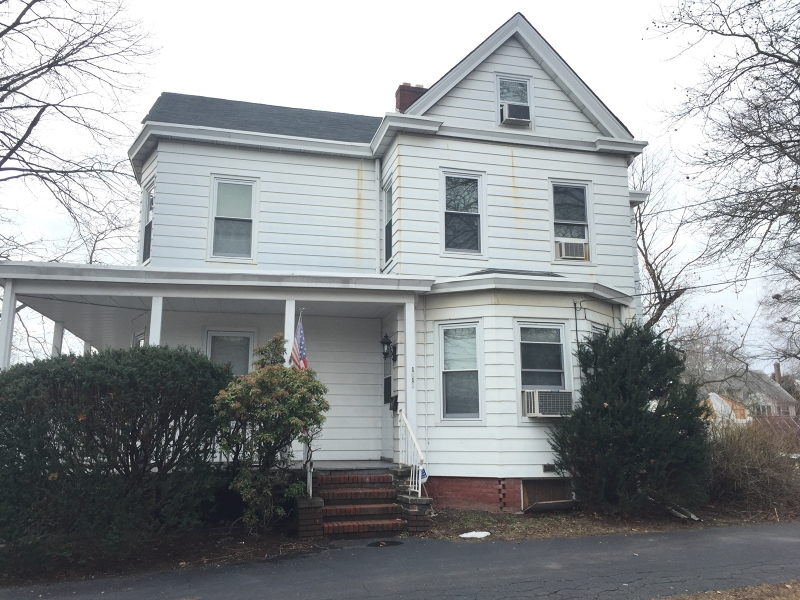 Photo of home for sale at 1211 Van Houten Ave, Clifton City NJ
