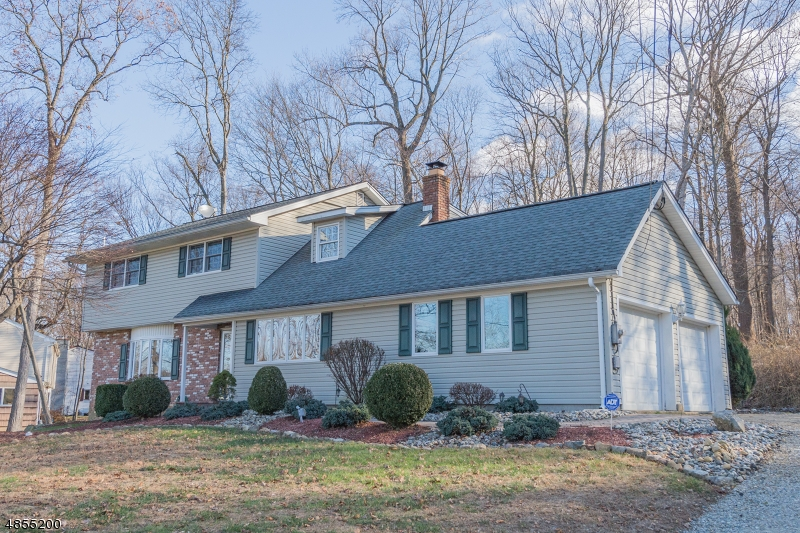 Photo of home for sale at 16 COLBY DR, Byram Twp. NJ