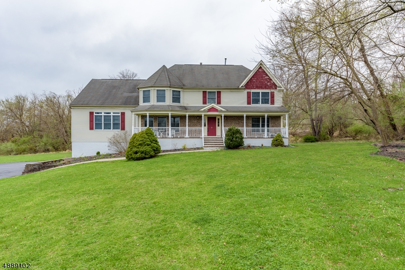Photo of home for sale at 3 BUSCH CT, Clinton Twp. NJ
