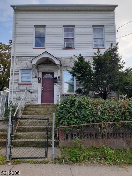 Photo of home for sale at 392 10TH AVE, Paterson City NJ