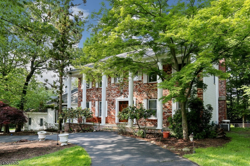 Photo of home for sale at 750 NATURES WAY, Franklin Lakes Boro NJ