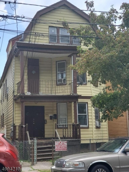 Photo of home for sale at 268 CHADWICK AVE, Newark City NJ