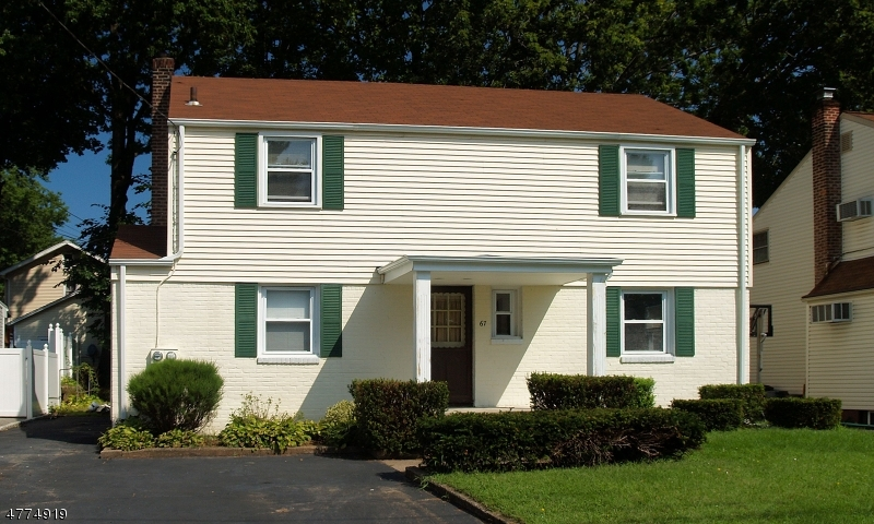 Photo of home for sale at 67 Reid Ave, Bergenfield Boro NJ