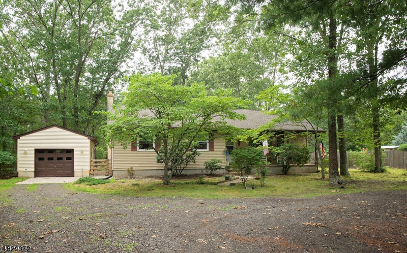 Photo of home for sale at 4243 ROUTE 563, Woodland Twp. NJ