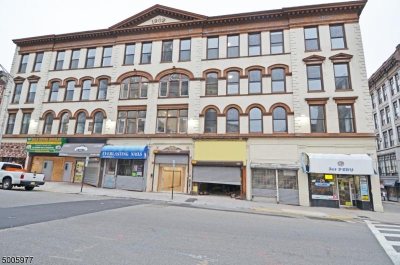 Photo of home for sale at 114 ELLISON ST, Paterson City NJ