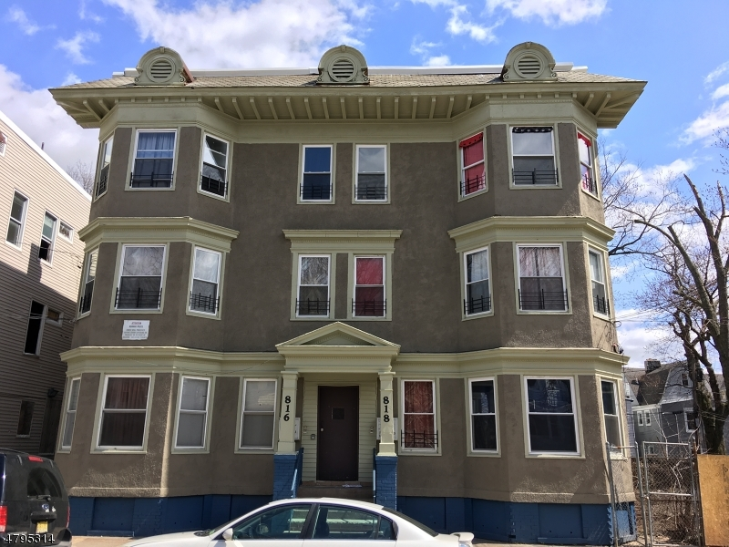 816 S 14th St Newark City, NJ 07108 - MLS #: 3463959