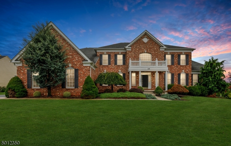 Photo of home for sale at 24 DROST LN, Hillsborough Twp. NJ