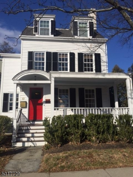 Photo of home for sale at 13 James Street, Morristown Town NJ