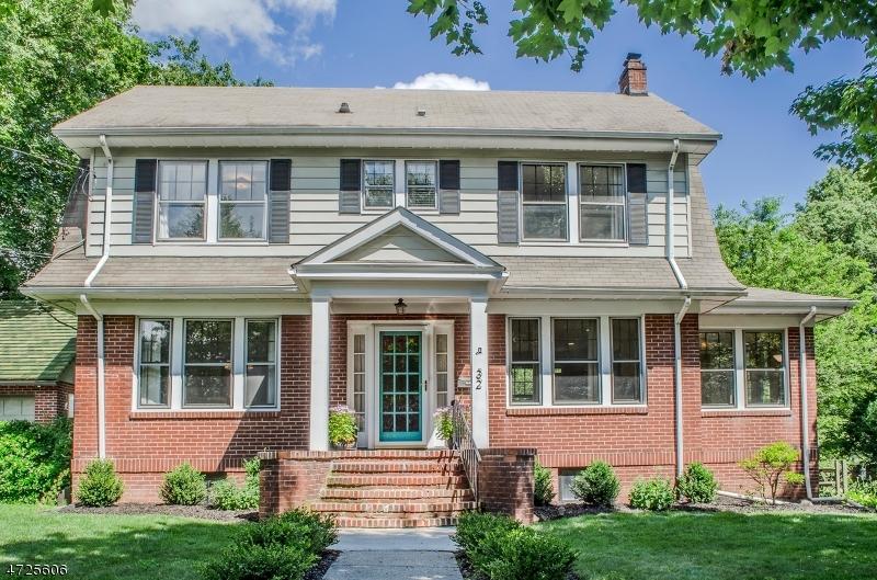 32 Suffolk Avenue, Maplewood Township, NJ 07040