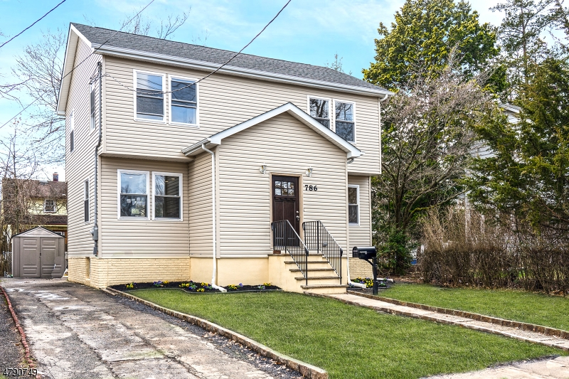 Property for sale at 786 Central Ave, Rahway City,  NJ  07065