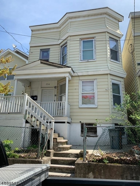 Photo of home for sale at 758 S 20TH ST, Newark City NJ