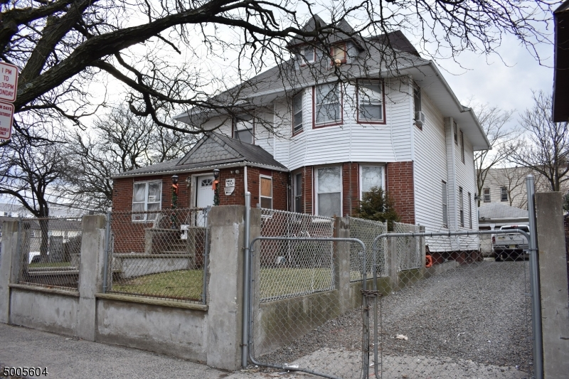 Photo of home for sale at 168 Rosa Parks Blvd, Paterson City NJ