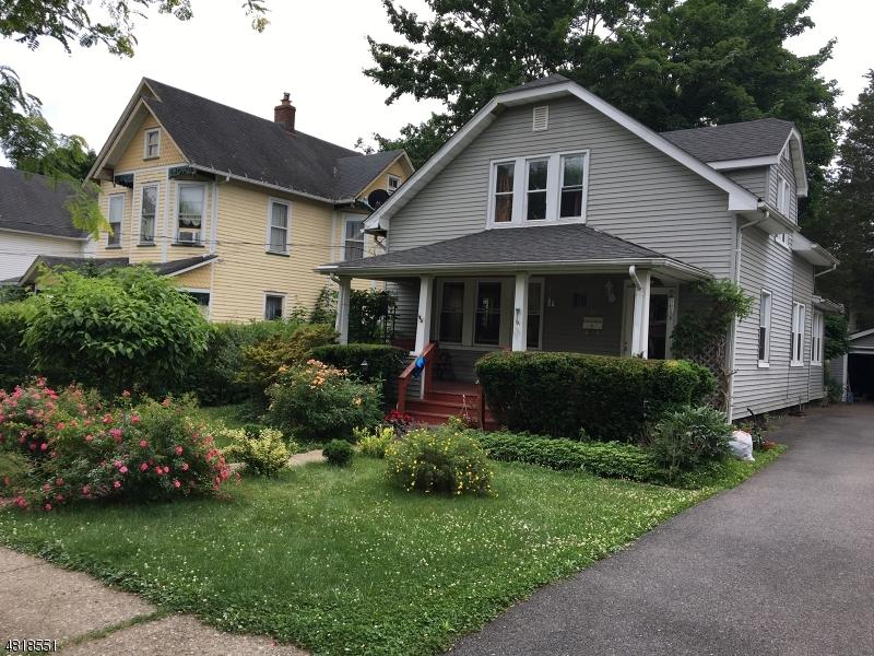 Photo of home for sale at 25 GRAND AVE, Washington Boro NJ