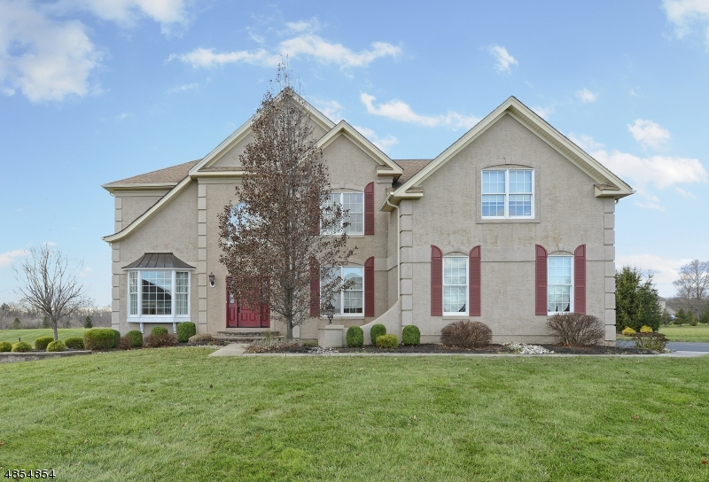 Photo of home for sale at 58 BALMORAL DR, Alexandria Twp. NJ