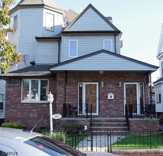 Photo of home for sale at 248 LAFAYETTE AVE, Passaic City NJ