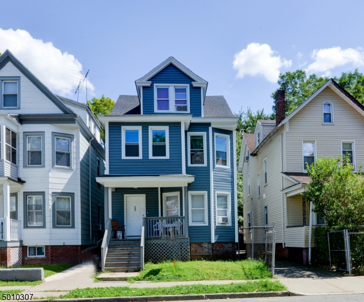 Photo of home for sale at 380 HALSTED ST, East Orange City NJ