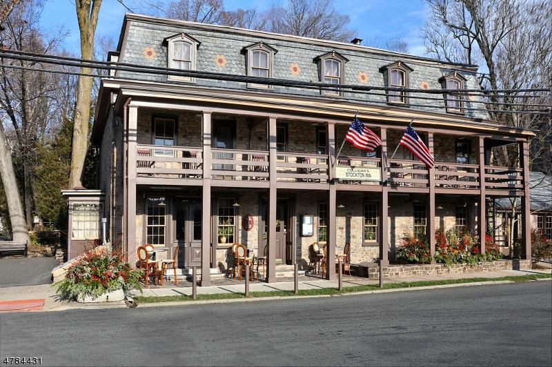 Photo of home for sale at 1 MAIN ST, Stockton Boro NJ